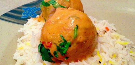 Malai kofta from asiana indian cuisine for Asiana indian cuisine austin tx