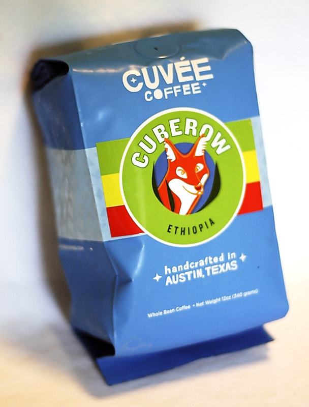 Cuvee Coffee Cuberow from Ethiopia