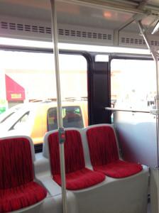 Austin Metro Rapid bus poor accessibility